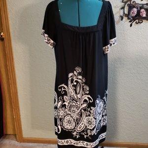 Cato XL slinky dress